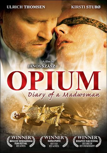 Opium: Diary of a Madwoman Poster