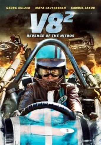 V8 - Die Rache des Nitros Poster