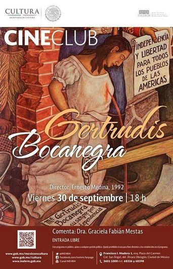 Gertrudis Bocanegra Poster