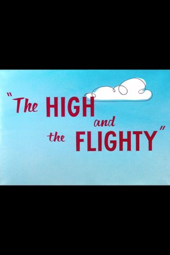 The High and the Flighty Poster
