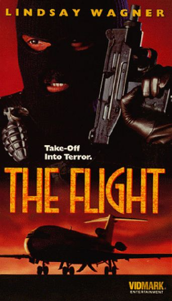 The Taking of Flight 847: The Uli Derickson Story Poster