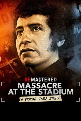 ReMastered: Massacre at the Stadium Poster