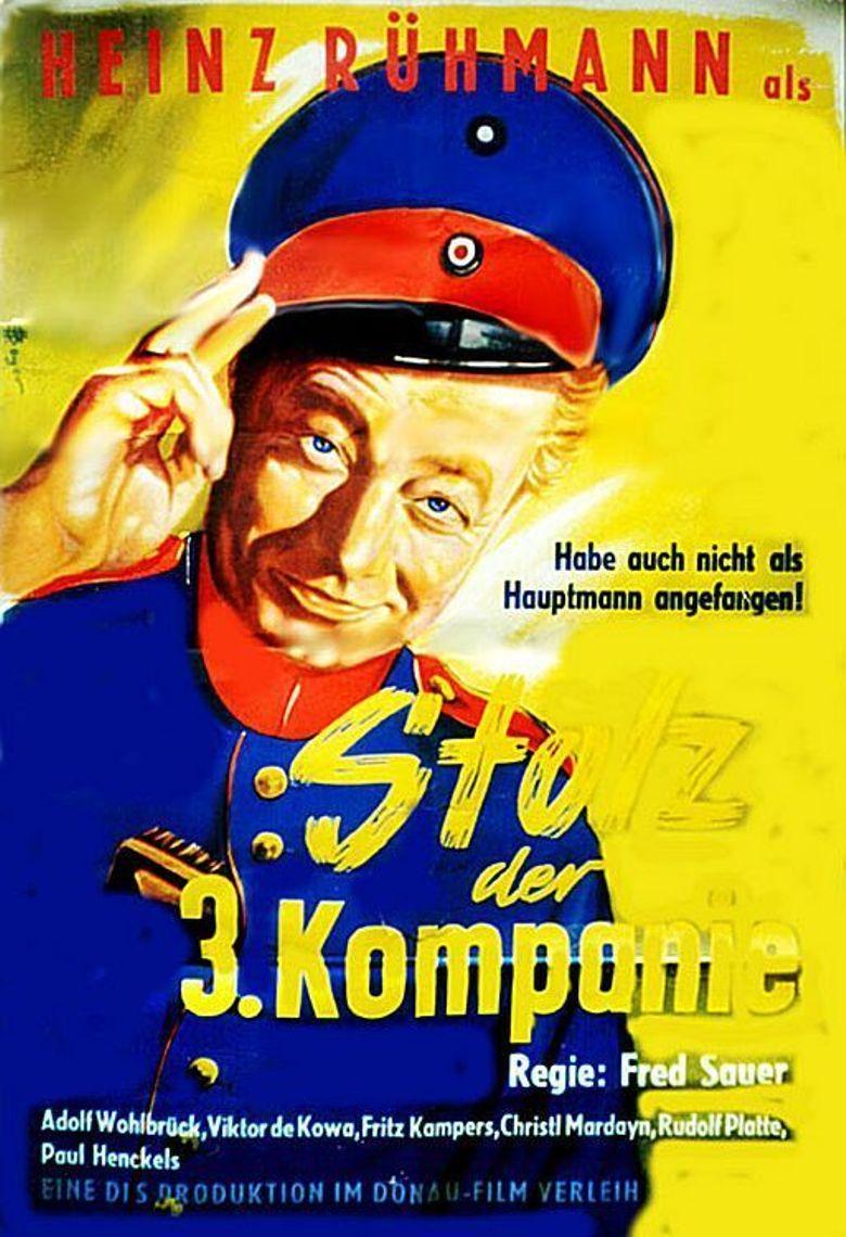 Der Stolz der 3. Kompanie Poster