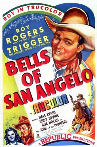 Bells of San Angelo Poster