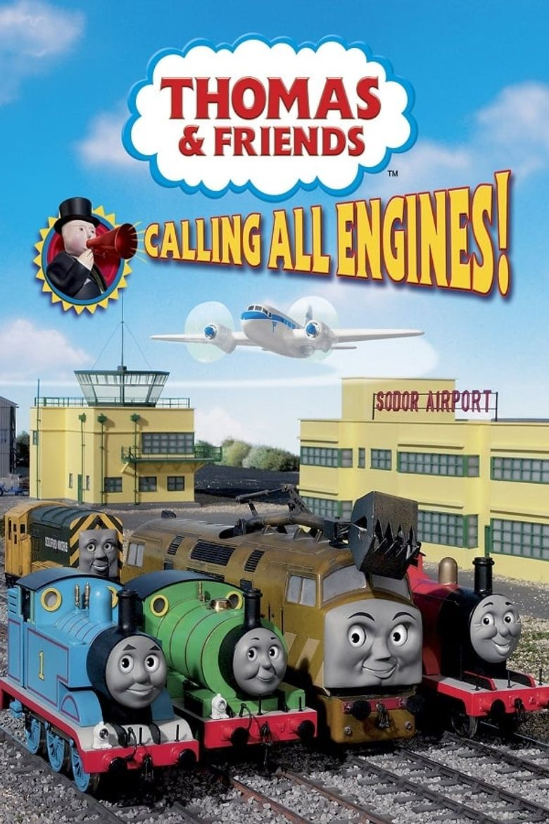 Thomas & Friends: Calling All Engines! Poster