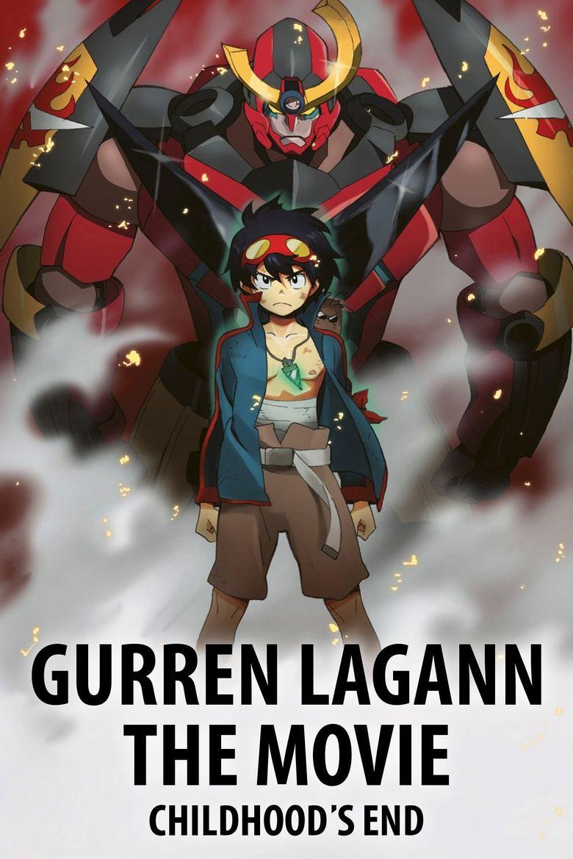 Gurren Lagann the Movie: Childhood's End Poster