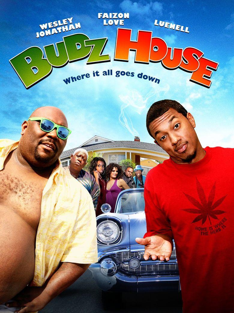 Budz House Poster