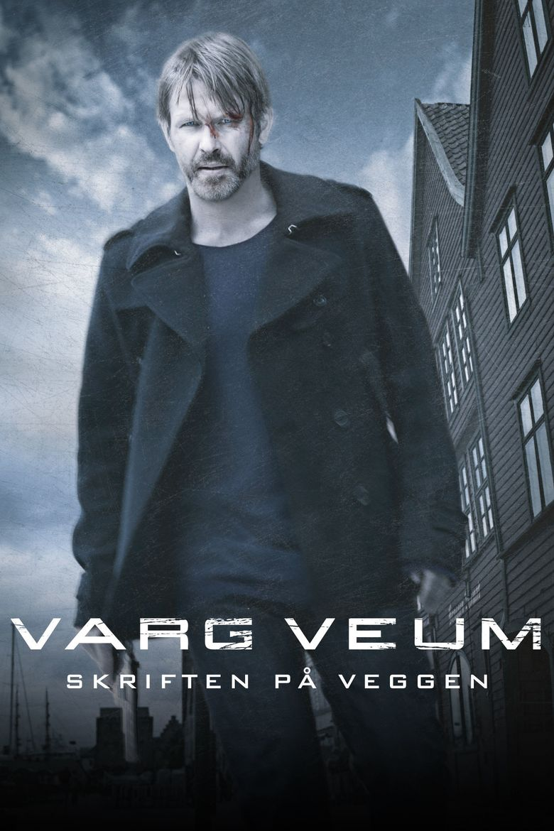 Varg Veum - The Writing on the Wall Poster