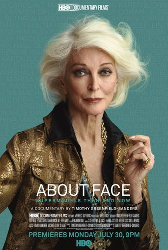 About Face: Supermodels Then and Now Poster