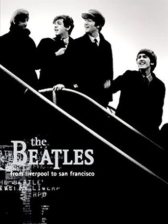 The Beatles: Liverpool to San Francisco Poster