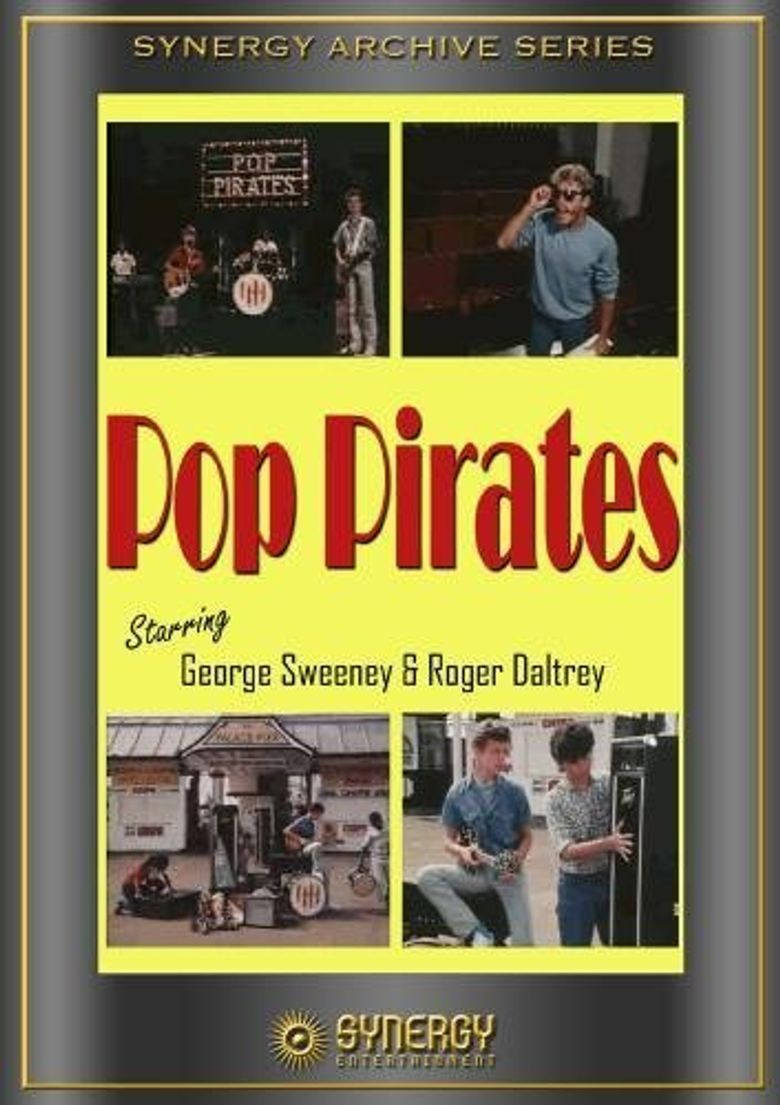Pop Pirates Poster