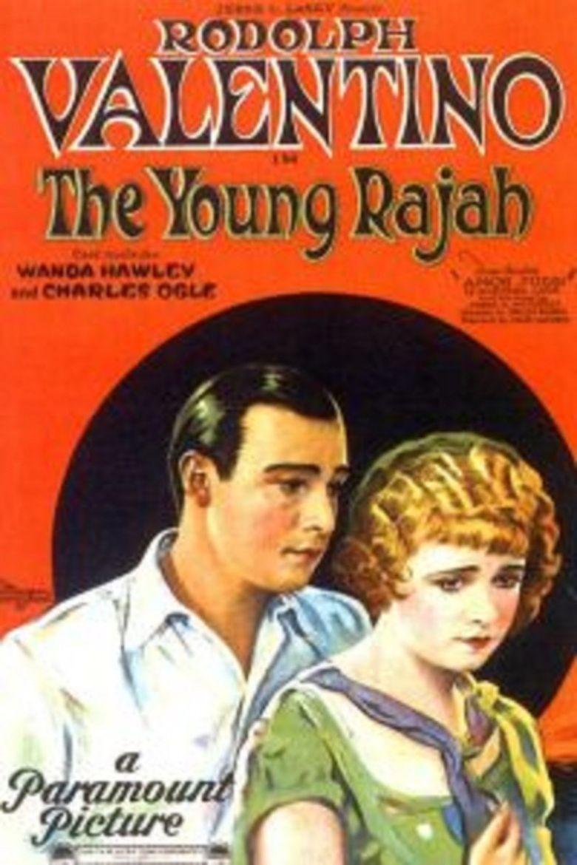 The Young Rajah Poster