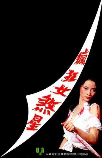 The Lady Avenger Poster
