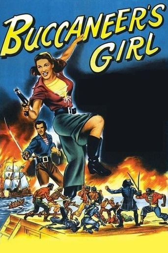 Watch Buccaneer's Girl