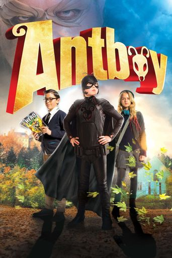 Watch Antboy