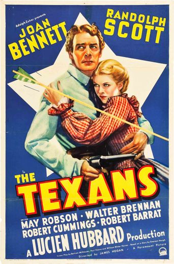 The Texans Poster