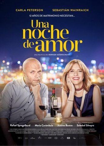 Una noche de amor Poster