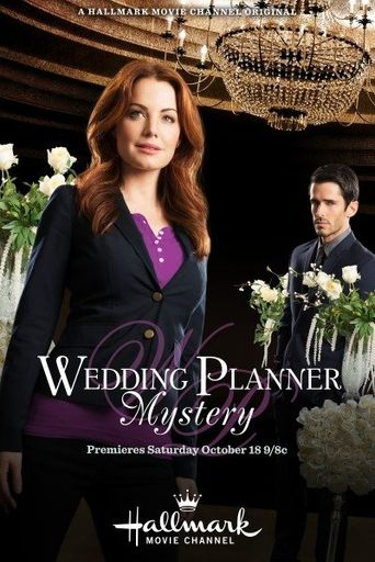Wedding Planner Mystery Poster