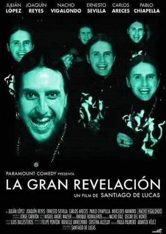 La gran revelación Poster