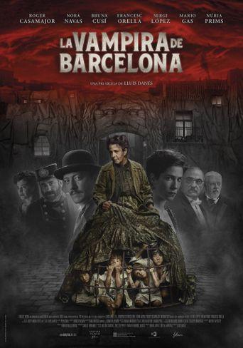 The Barcelona Vampiress Poster