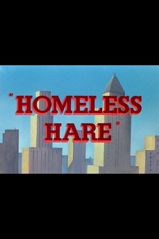 Homeless Hare Poster