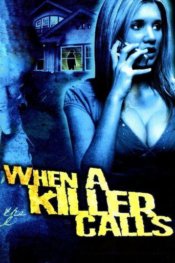 When a Killer Calls Poster