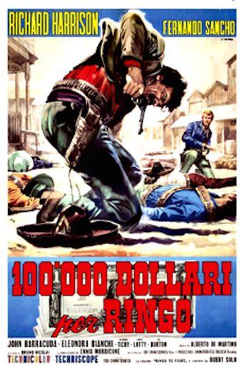 $100,000 for Ringo Poster