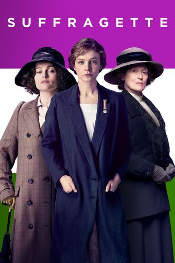 Watch Suffragette