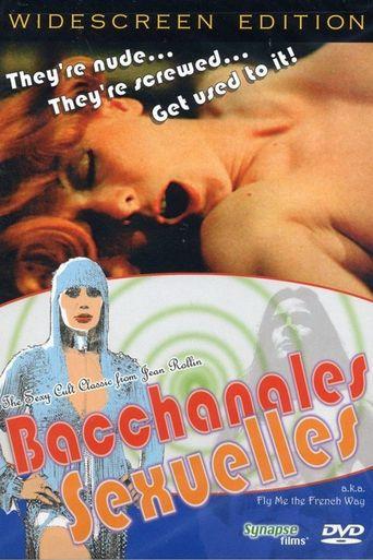 Bacchanales Sexuelles Poster