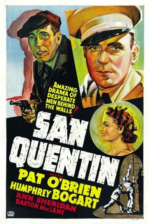 San Quentin Poster