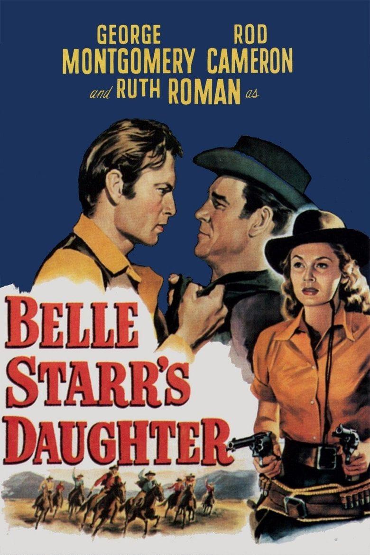 Belle Starr's Daughter Poster