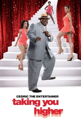 Cedric the Entertainer: Taking You Higher Poster