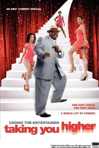 Watch Cedric the Entertainer: Taking You Higher