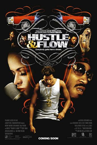 Watch Hustle & Flow