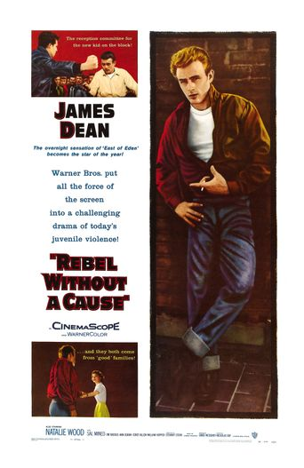 Watch Rebel Without a Cause