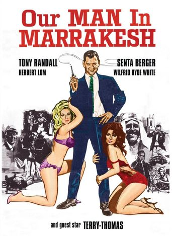 Our Man In Marrakesh Poster