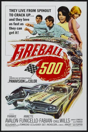 Fireball 500 Poster