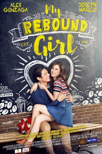 My Rebound Girl Poster
