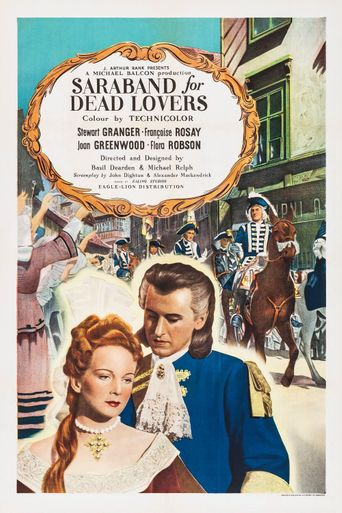 Saraband for Dead Lovers Poster
