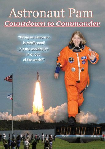 Astronaut Pam: Countdown to Commander Poster