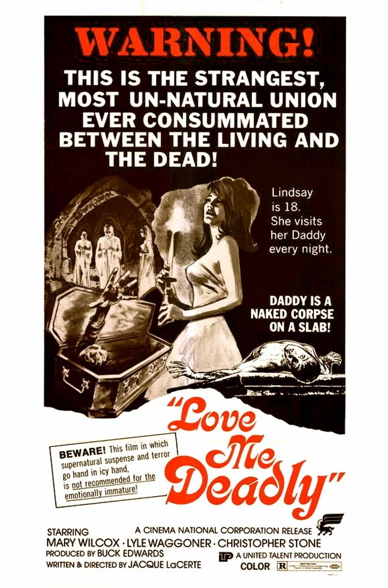 Love Me Deadly Poster