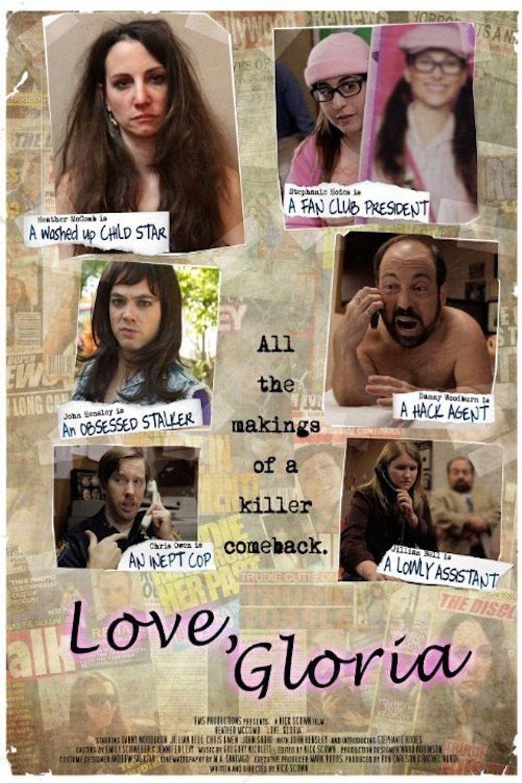 Love, Gloria Poster