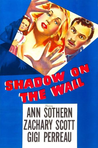 Shadow on the Wall Poster