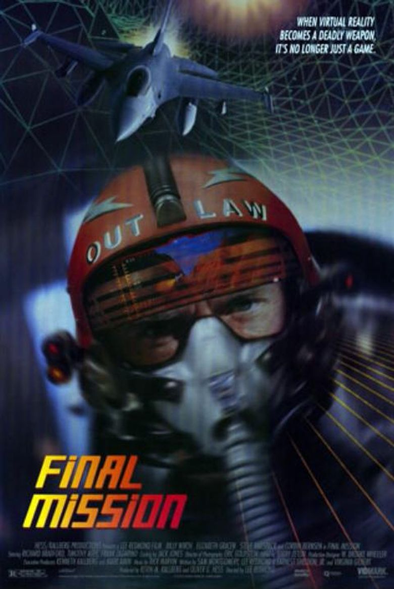 Final Mission Poster