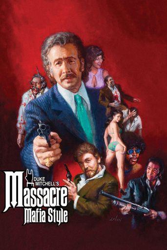Massacre Mafia Style Poster