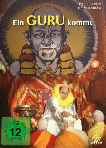 Ein Guru kommt Poster