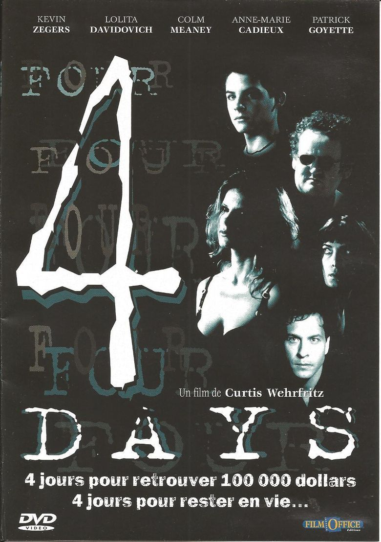 Four Days Poster