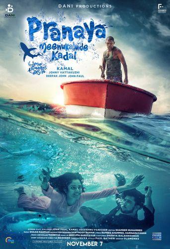 Pranaya Meenukalude Kadal Poster