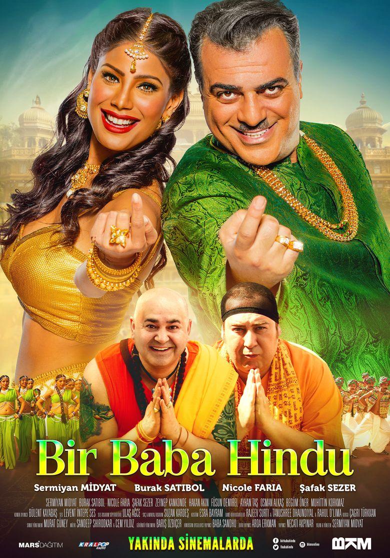 Bir Baba Hindu Poster