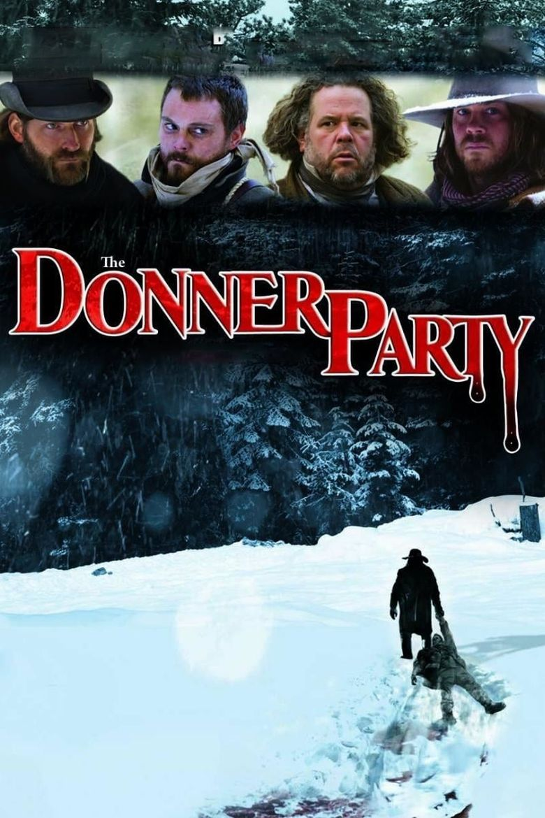 The Donner Party Poster